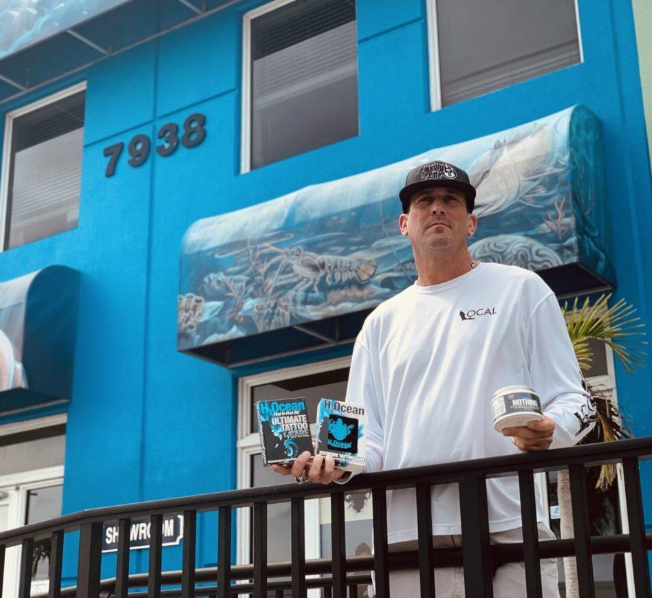 Eddie Kolos, owner of H2Ocean
