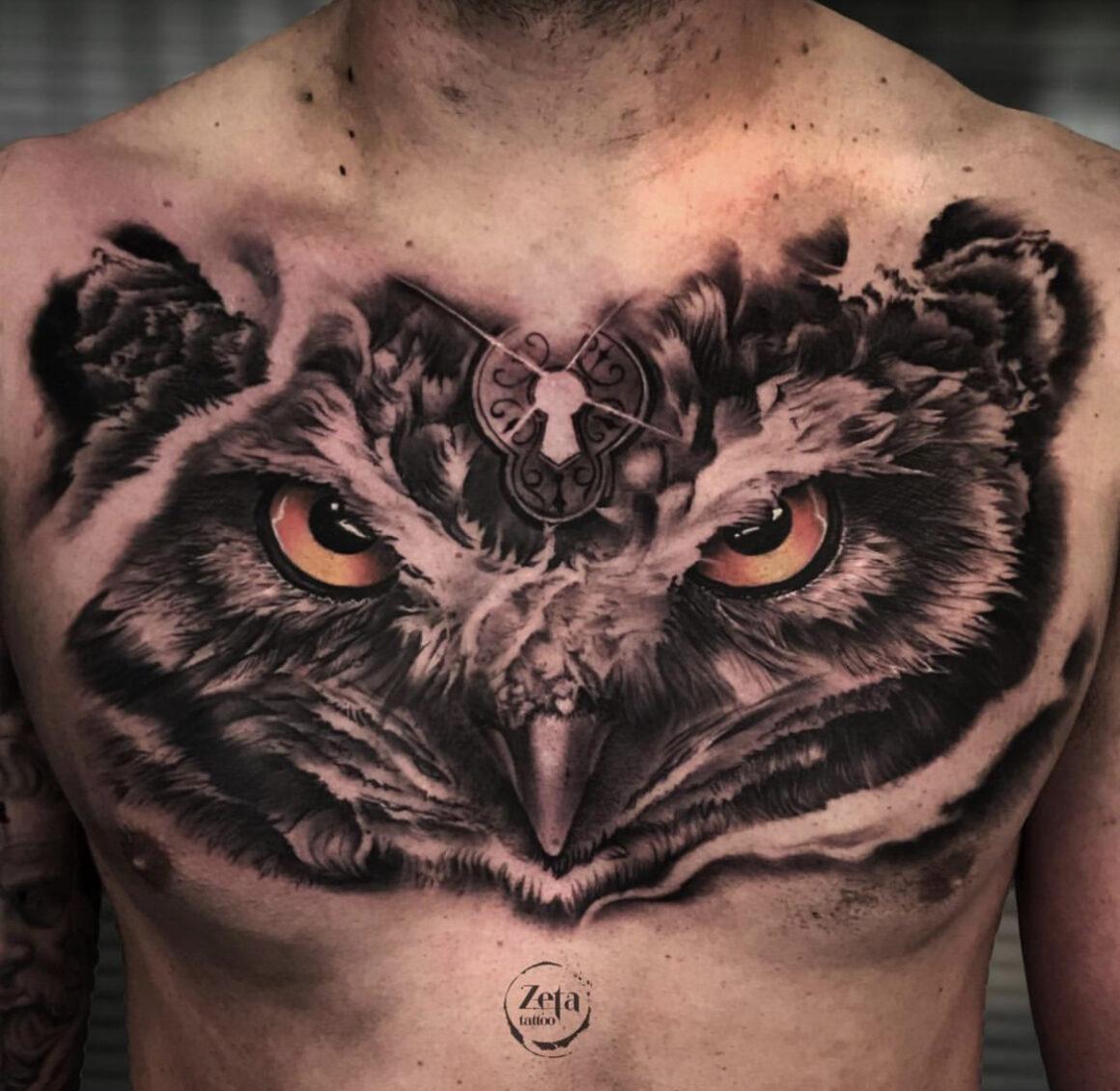 Ezequiel Zeta, Studio Zeta Tattoo, Castellon, Spain