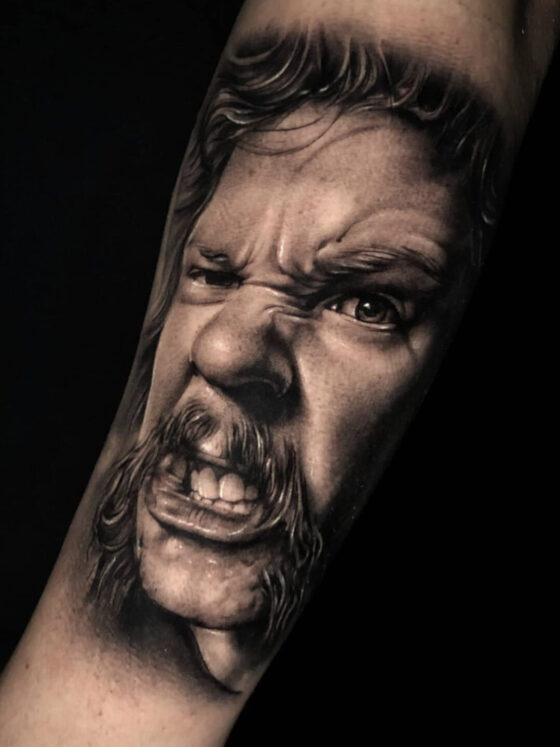 Fabio Climent, Perla Negra Tattoo, Molina de Segura, Spain