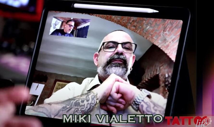 Franco Vescovi and Miki Vialetto
