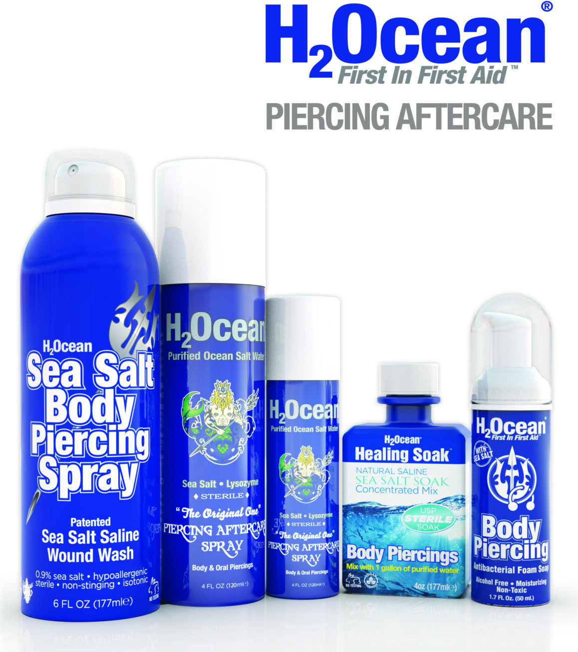 H2Ocean Piercing Products Group