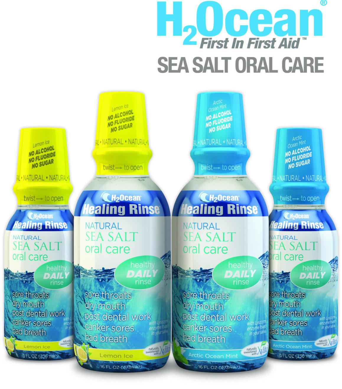 H2Ocean Sea Salt Oral Care