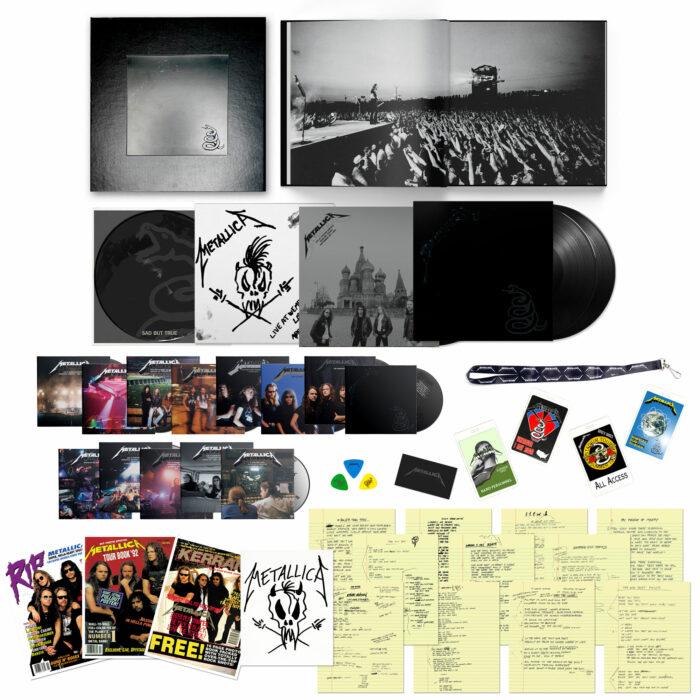 METALLICA, Black Album
