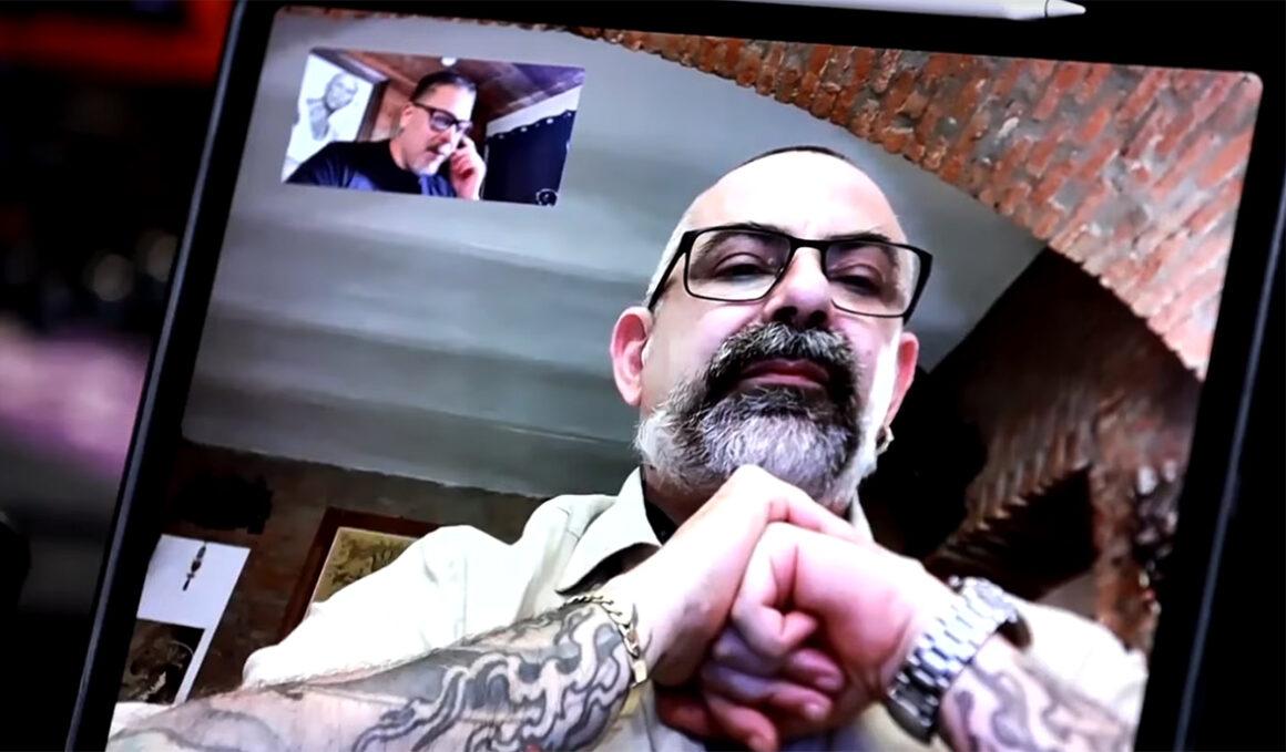 Miki Vialetto, Tattoo Life