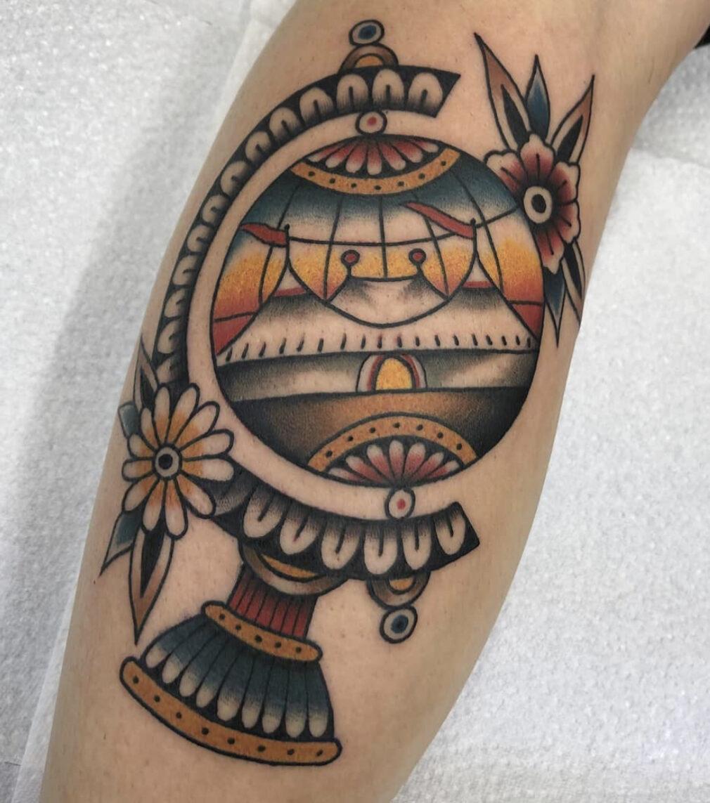 Nikko Tattooer, Dots & Daggers Tattoo, Vienna, Austria
