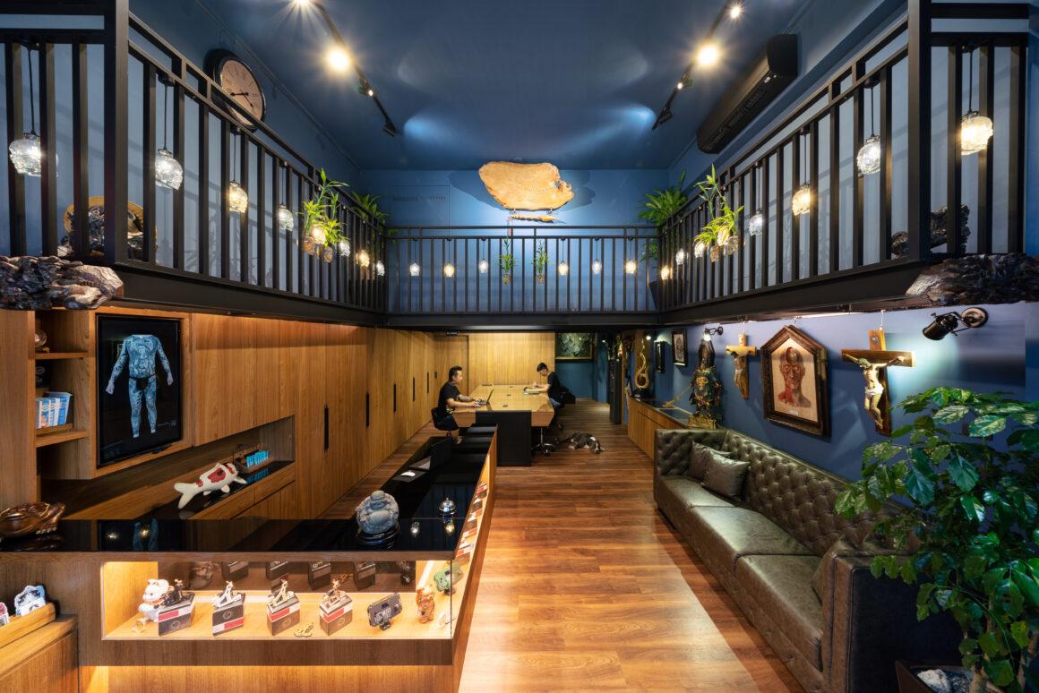 Orient Ching Tattoo Studio