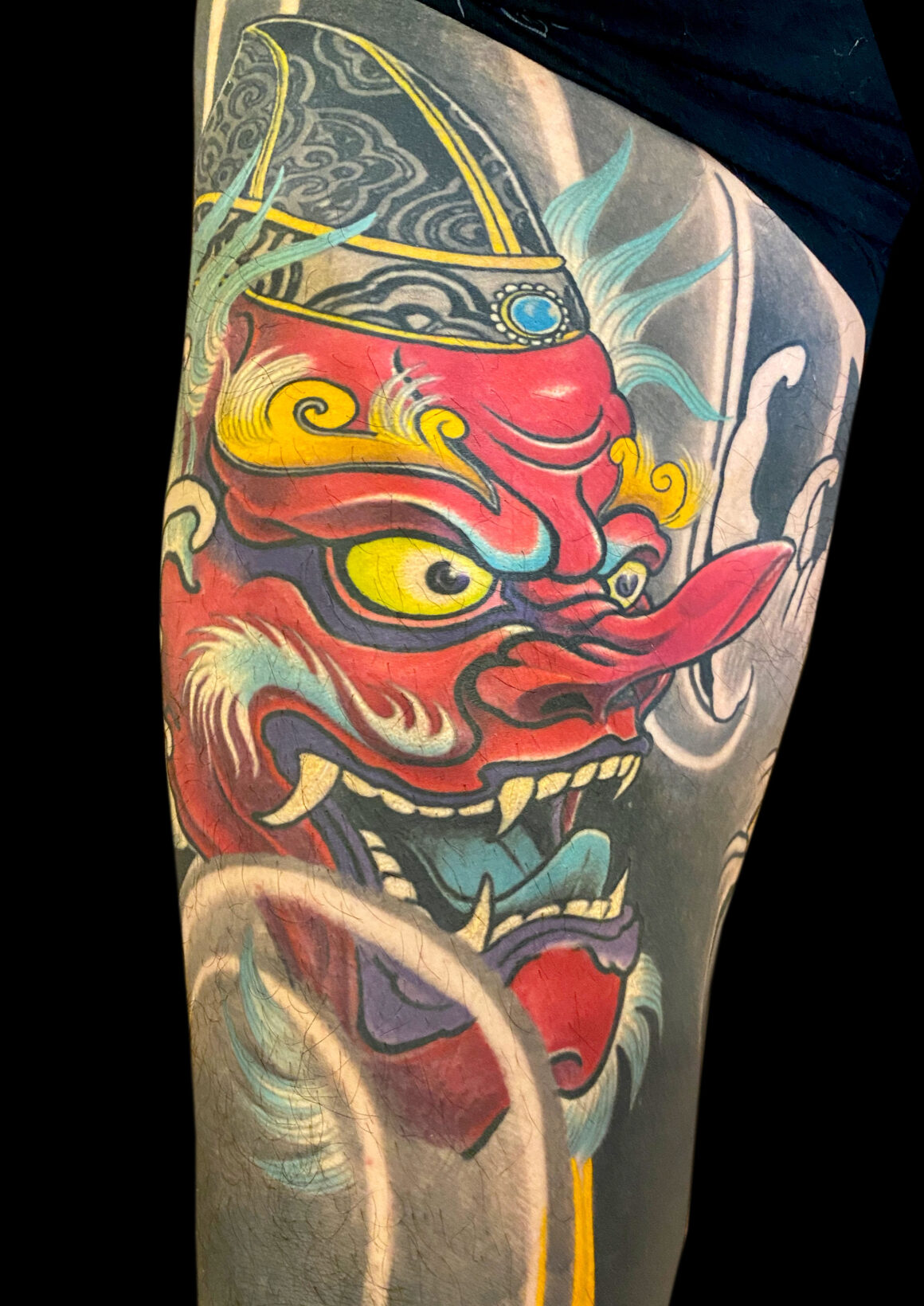 Tattoo by Orient Ching