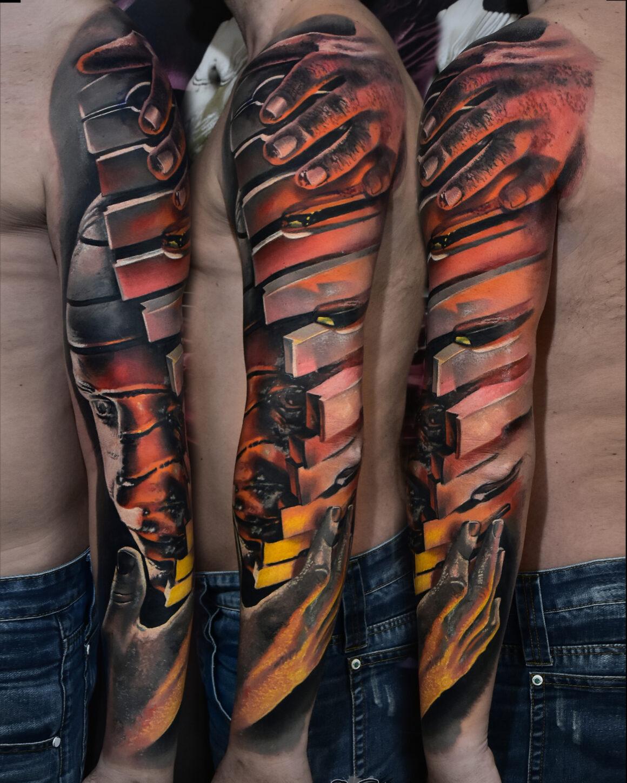 Tofi, Ink-ognito Tattoo, Rybnik, Poland