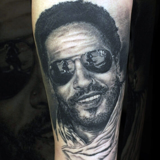 Andy Engel, Andy Engel Tattoo, Marksteft, Germany