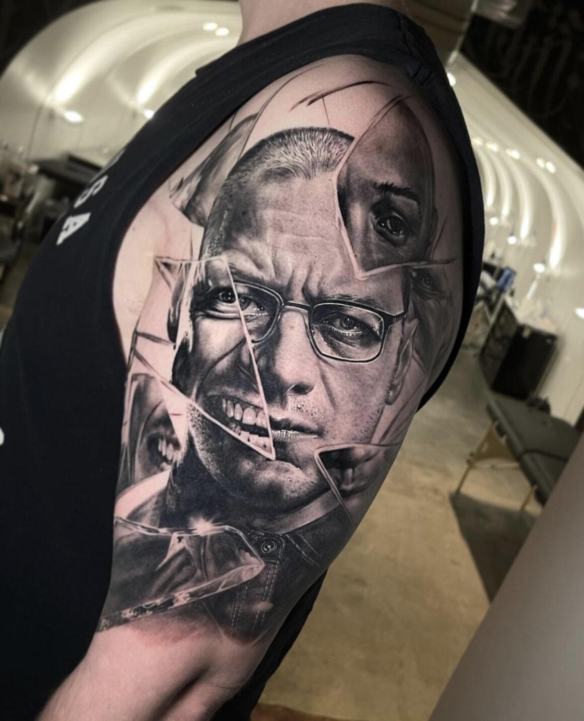 David Benjamin Kaye, Ship Shape Tattoo, Auckland, New Zealand
