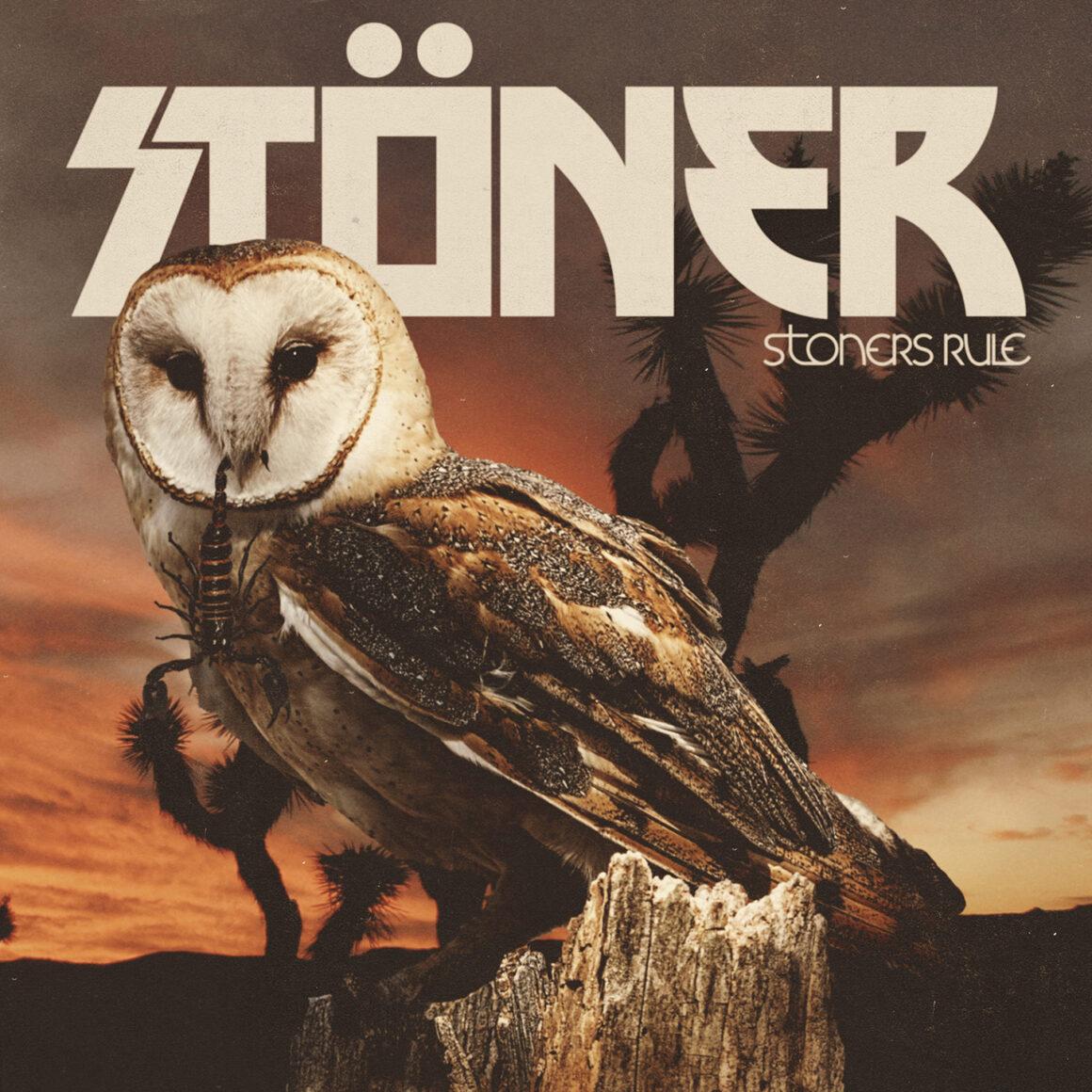 STONER, album cover