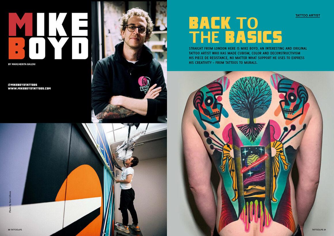 Mike Boyd: Back to basics