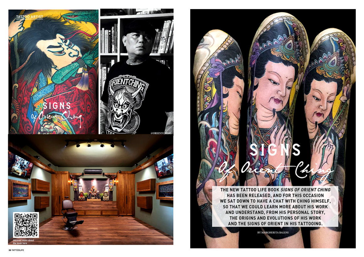 """""""The Signs of Orient Ching"""": the new Tattoo Life book!"""