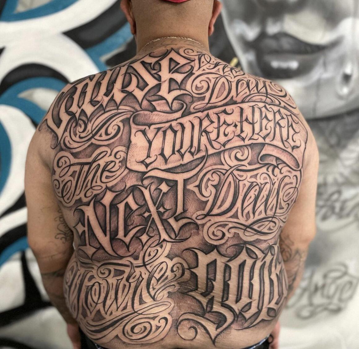 Case One, Left Coast Tattoo Studio, Palm Desert, USA
