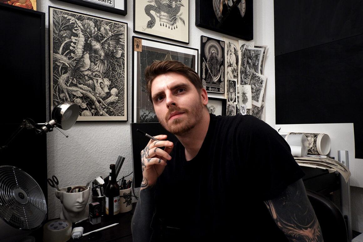 Daniel Baczewski, Scriptorium Berlin, Berlin, Germany