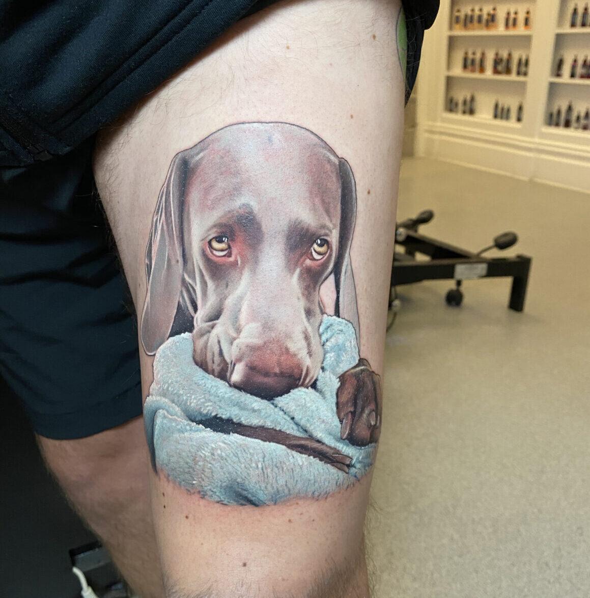 David Corden, Semper Tattoo, Edinburgh, Scotland