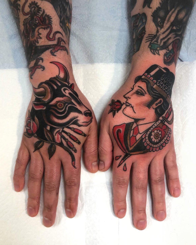 Matt Houston, Private Studio, Vancouver, Canada