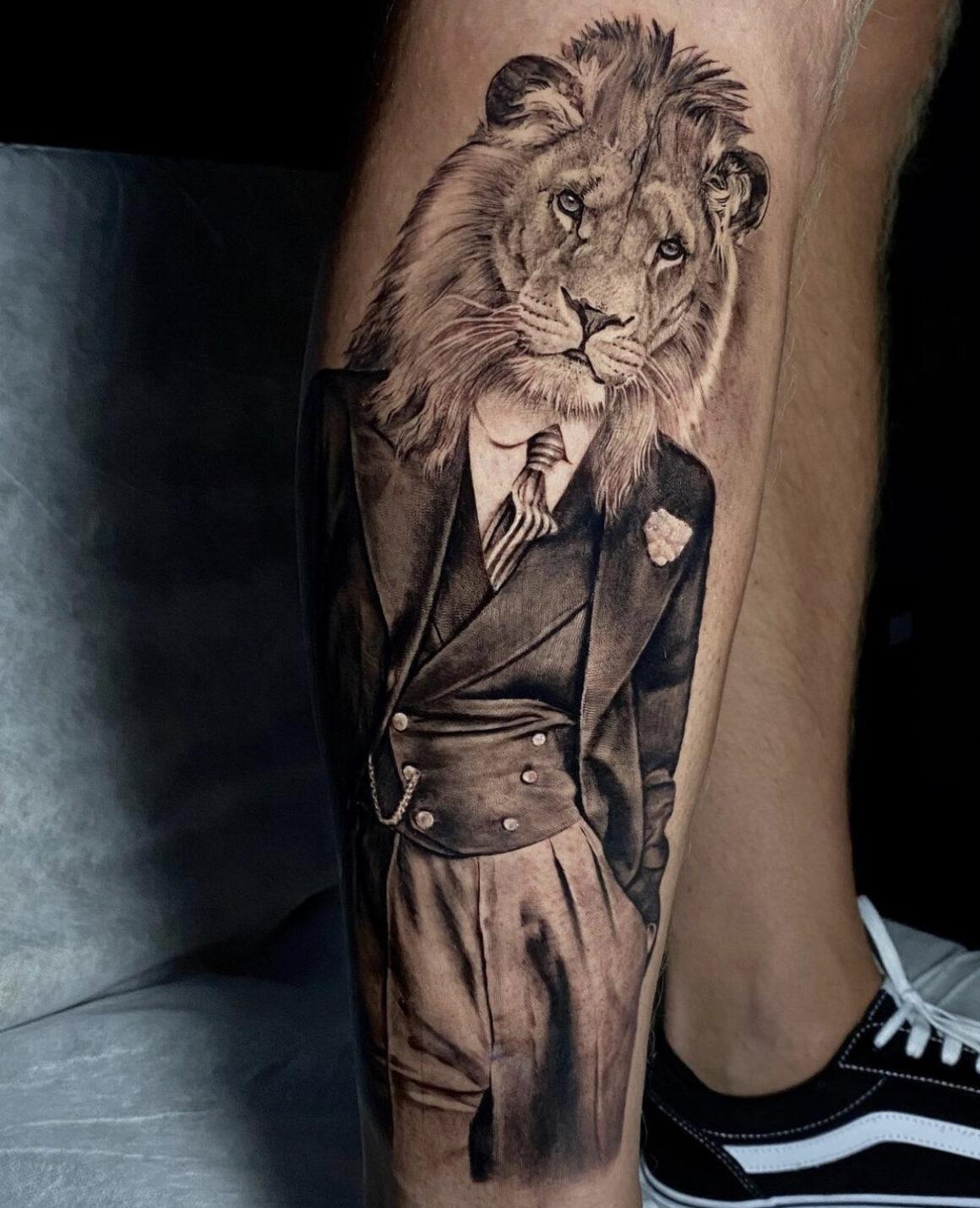 Matteo Pasqualin, Artigiano Tatuatore, Brembate, Italy