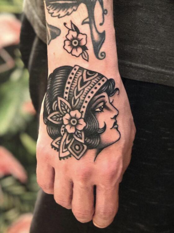 Paul Dobleman, Black Heart Tattoo, San Francisco, USA
