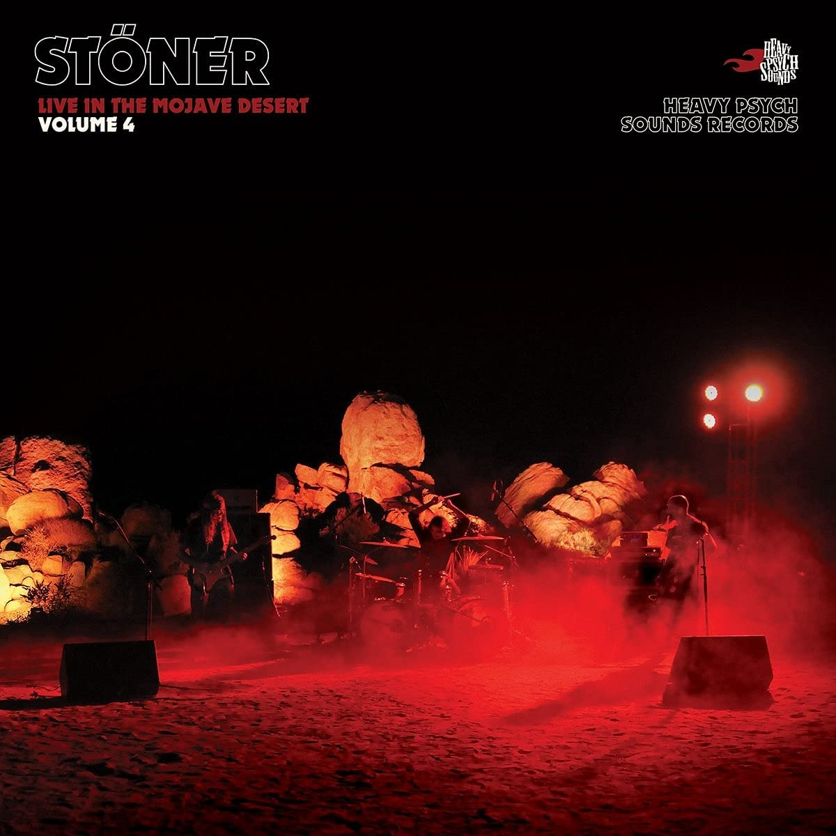 Stoner, live in the Mojave