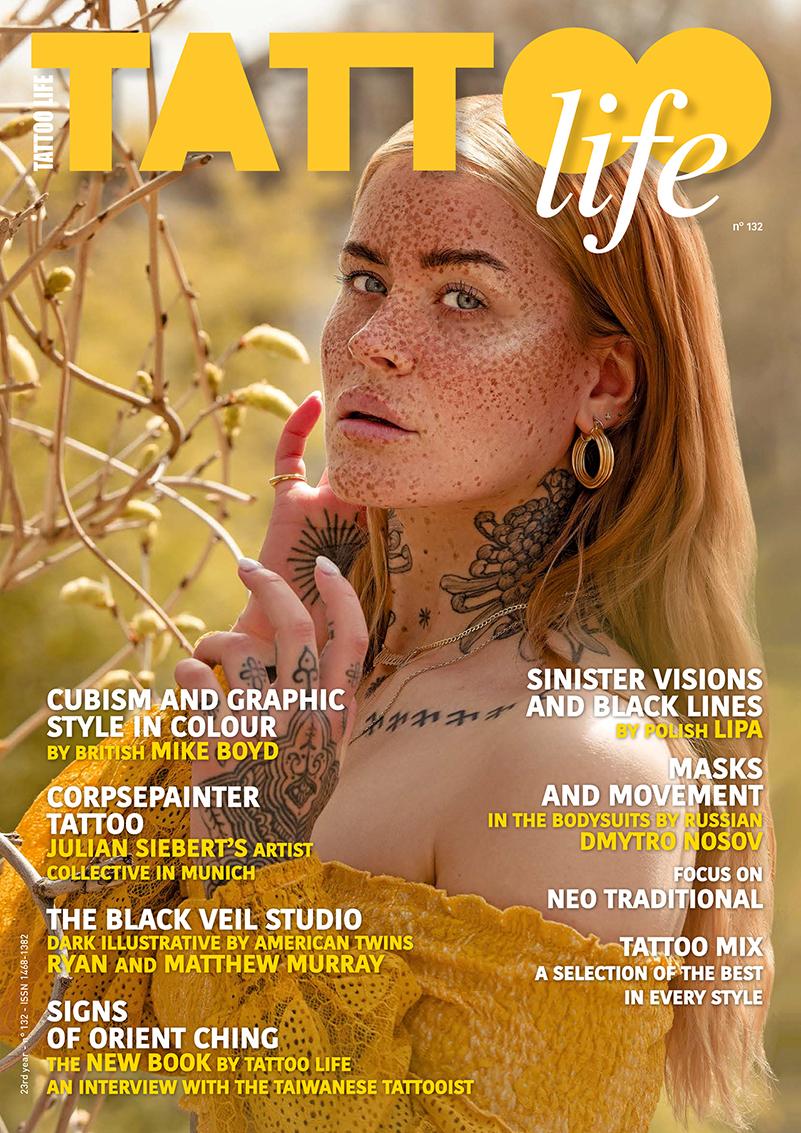Tattoo Life September/October 2021