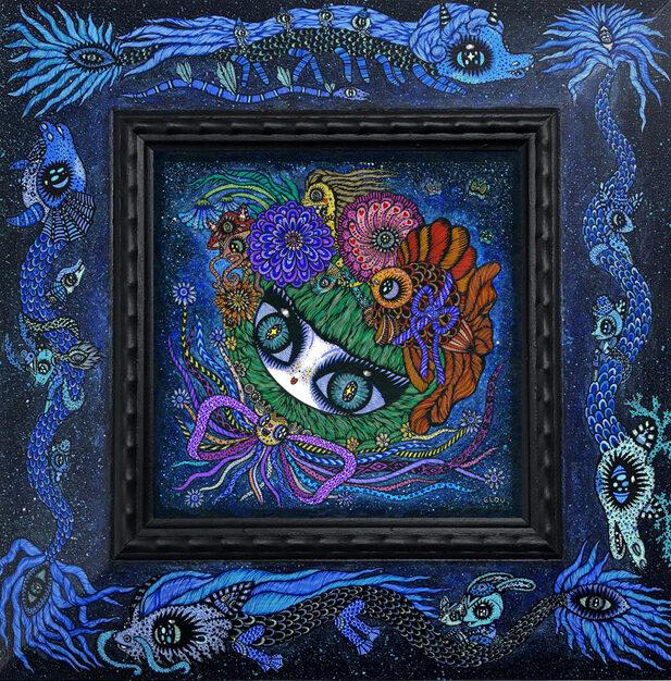 Ciou, Goldenfish Constellation
