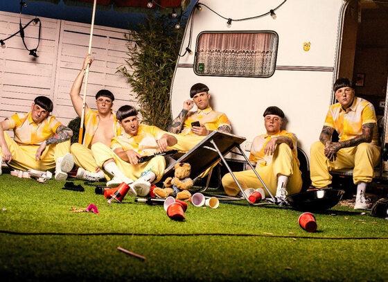 Eskimo Callboy band