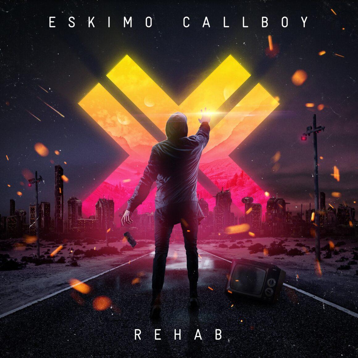 Eskimo Callboy, cover album