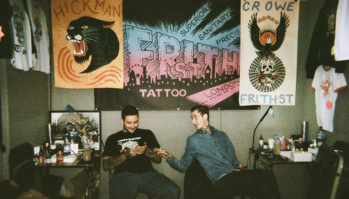 Frith Street Tattoo by Sylwia Swiderska