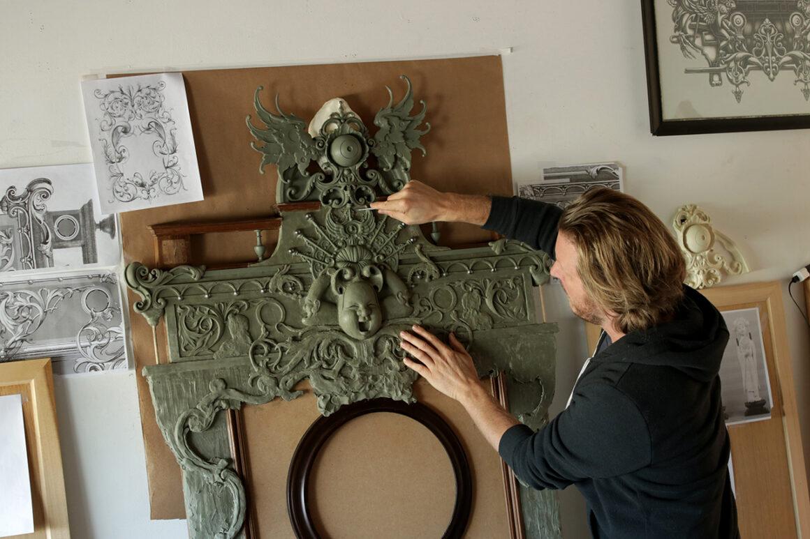 Joe Fenton, The Last Bacchanal sculptur work image