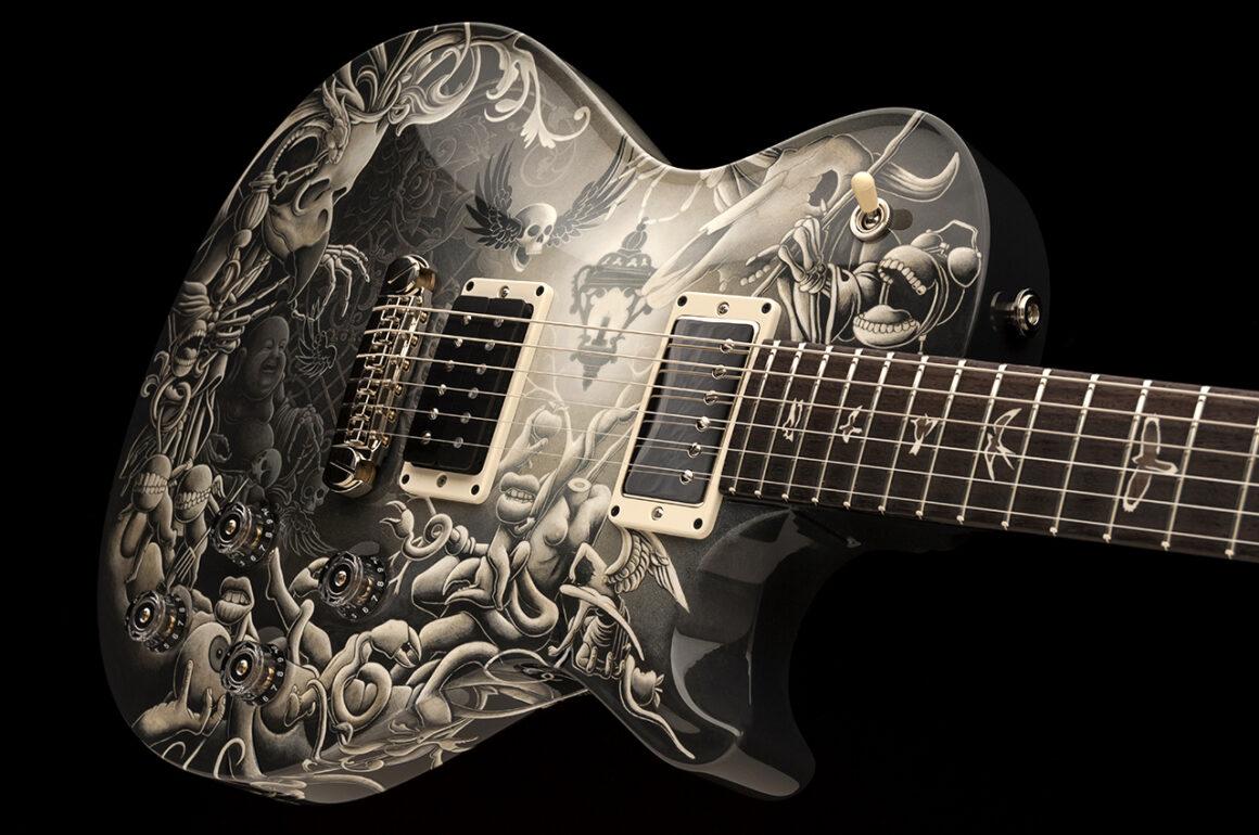 Joe Fenton, Tremonti Guitar