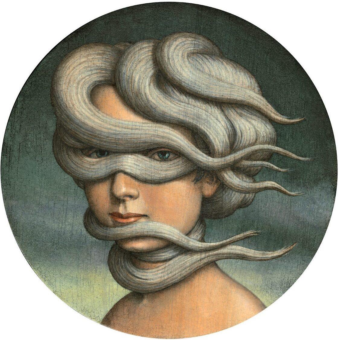 Marc Burckhardt, Her Ghost