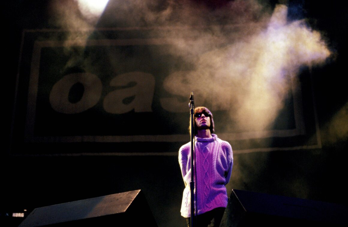 Oasis, Credit Roberta Parkin Redferns GettyImages