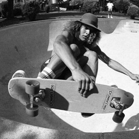 Photo Tony Alva Dog Bowl