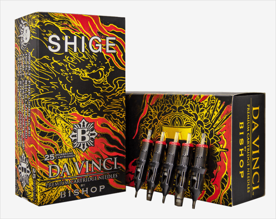 DA VINCI V2, Artist Series, Shige