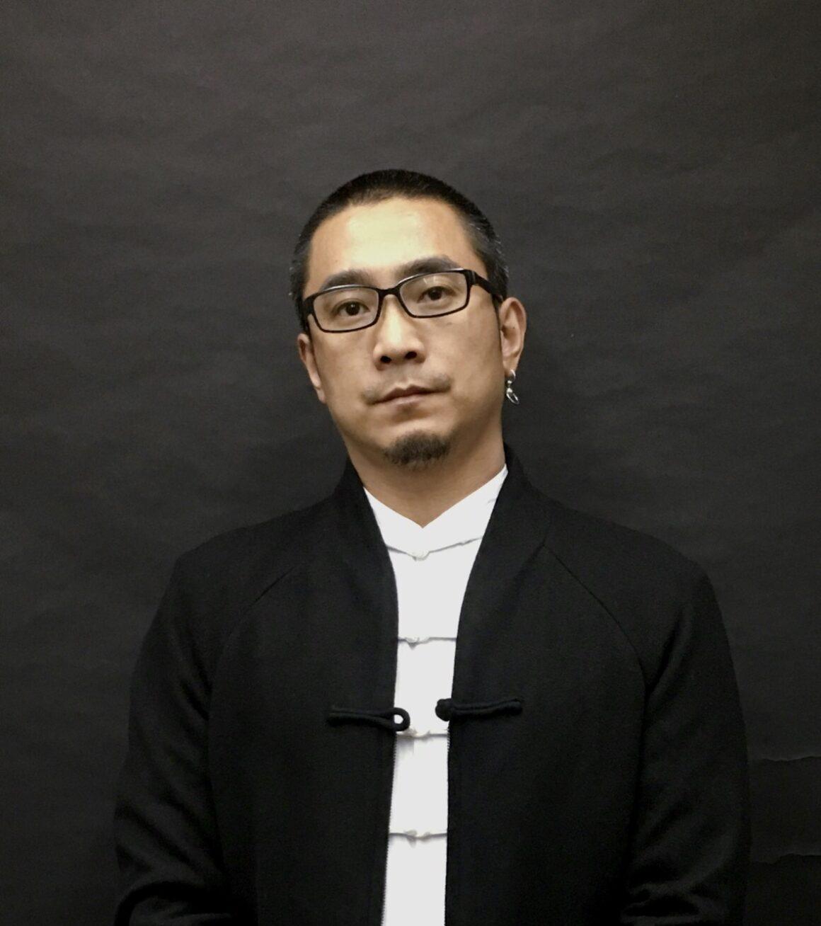 Tattoo artist Heng Yue