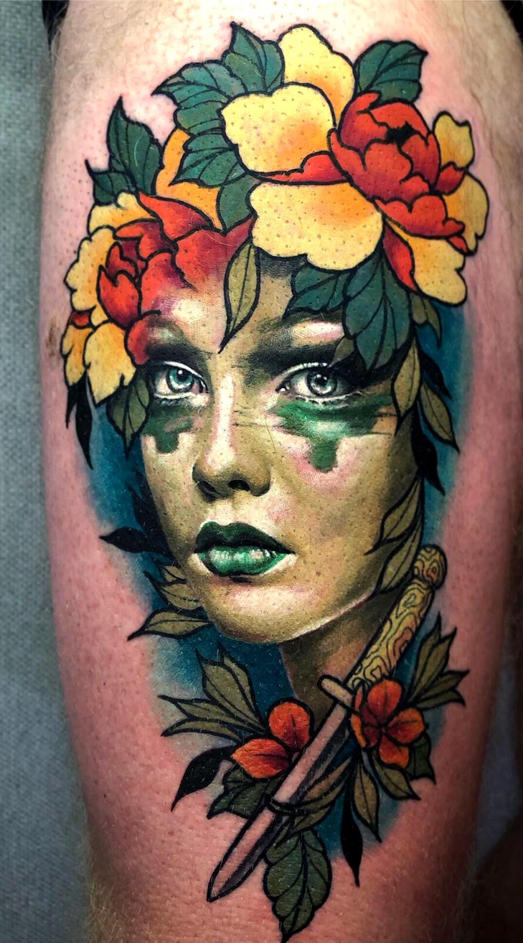 Tattoo by @charlyhuurman
