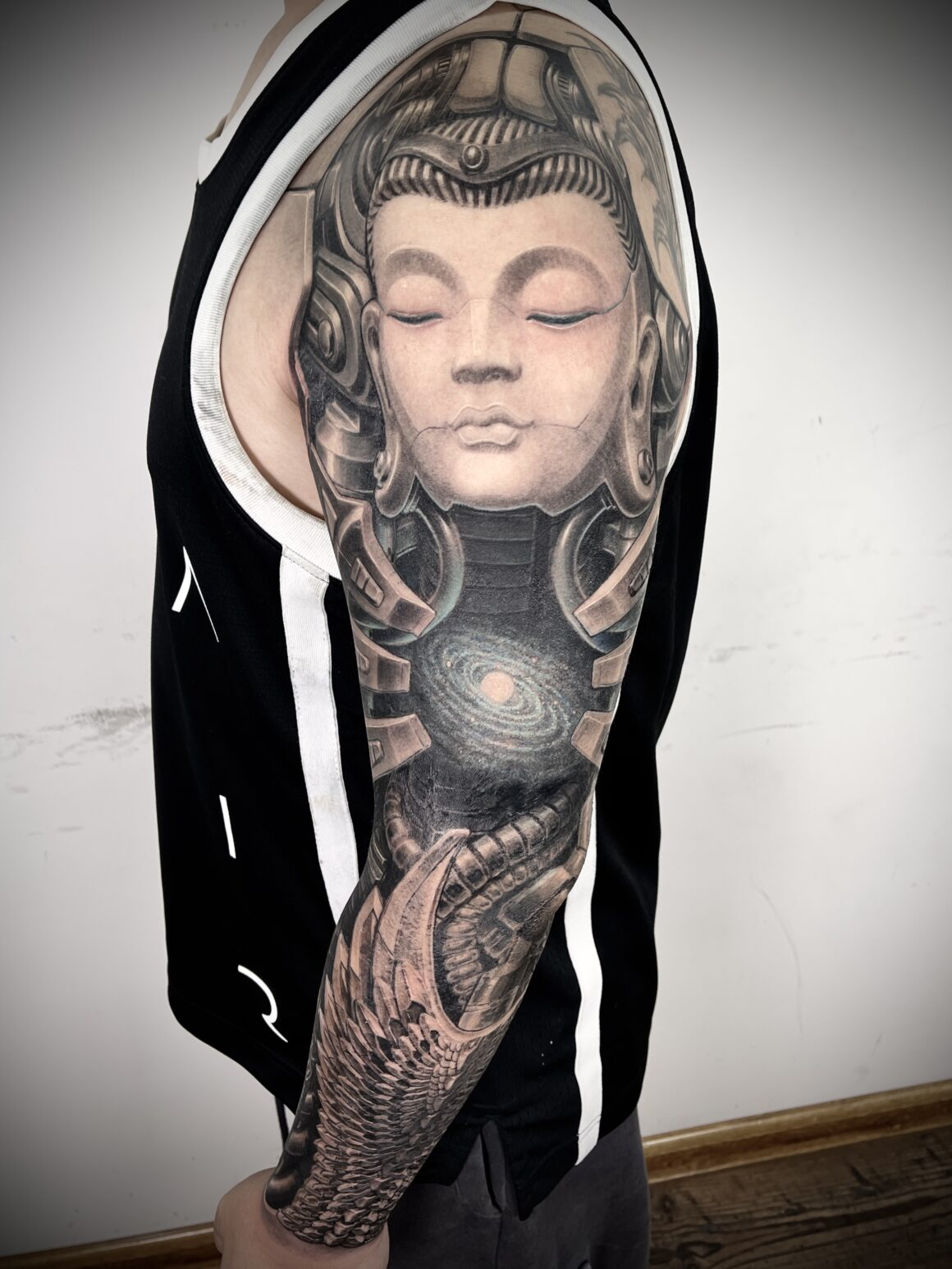 Tattoo by Heng Yue, @hengyue_newassasin_tattoo