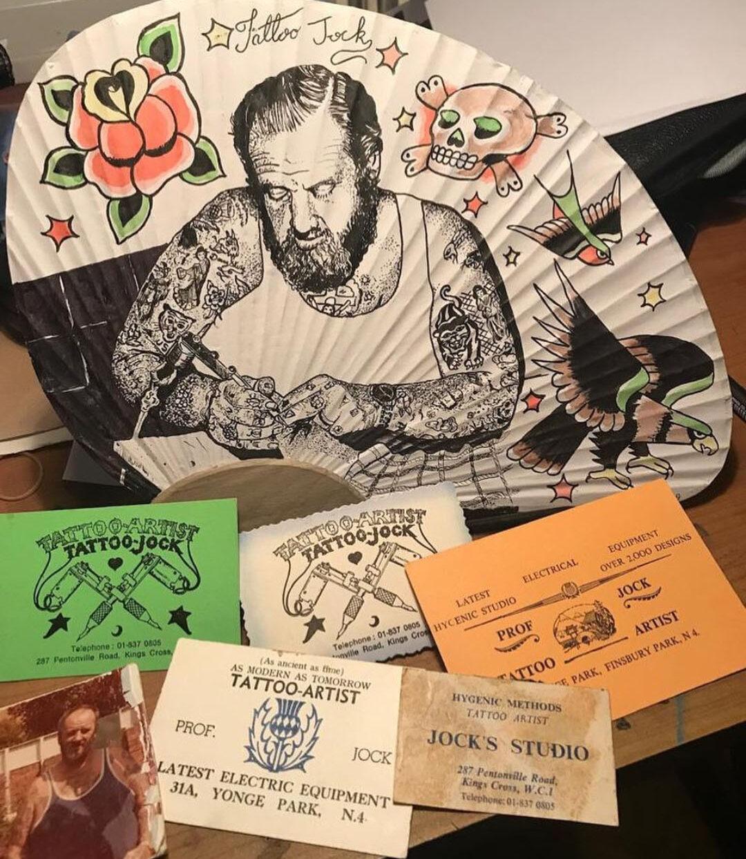 Tattoo Jock Collection