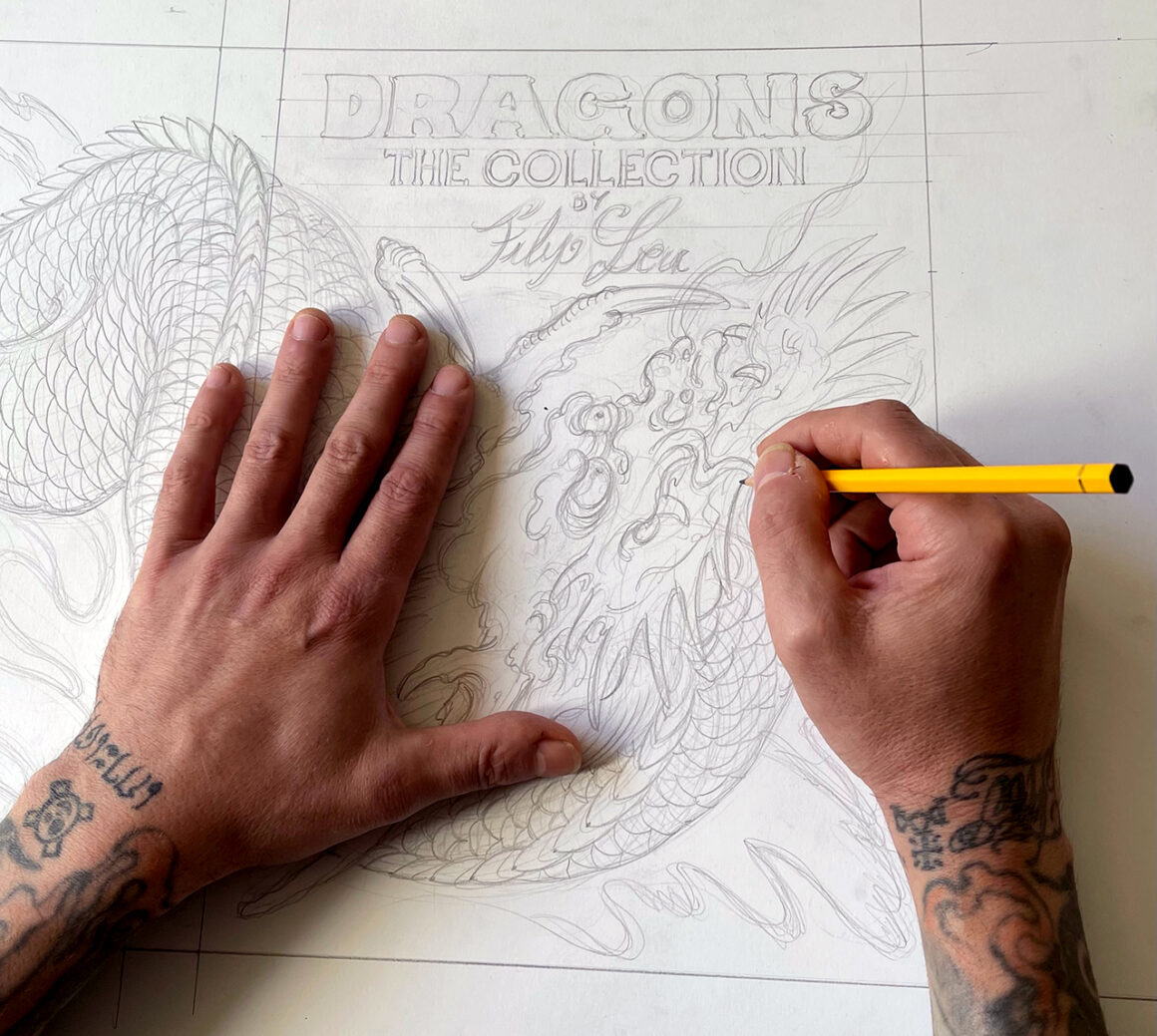 Dragons - The Collection by Filip Leu