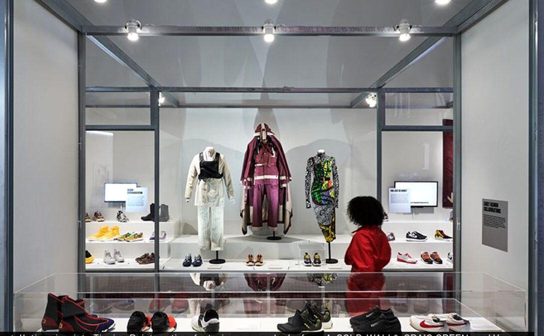 Sneakers Unboxed, Design Museum, London