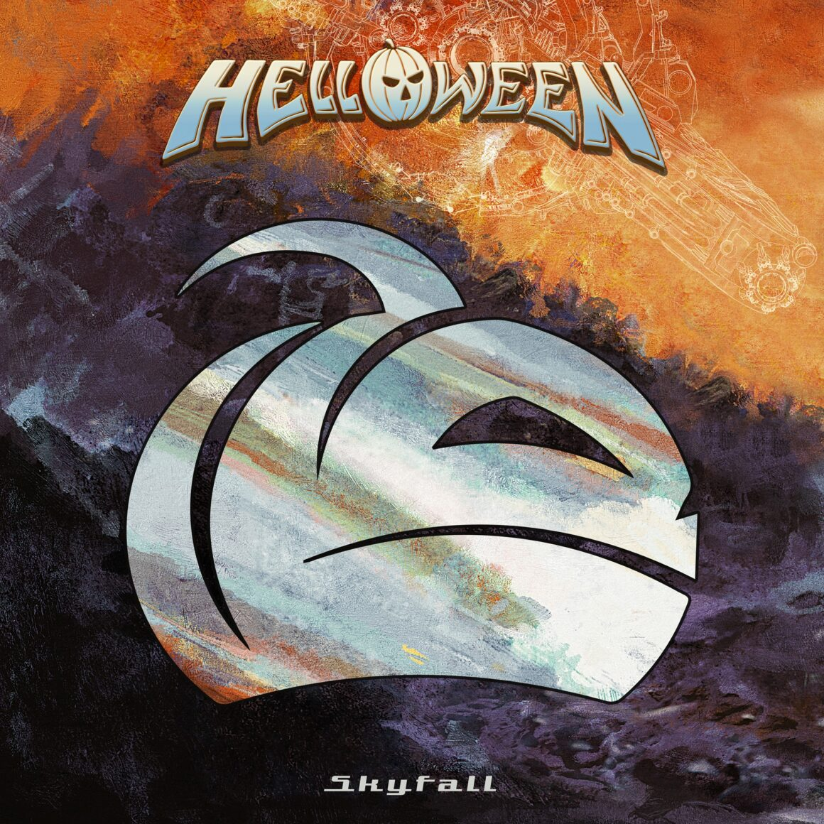 Helloween, cover of Skyfall
