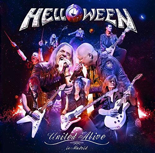 Helloween live