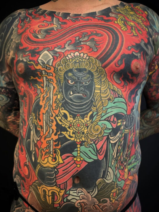 Tattoo by Horitomo, @horitomo_stateofgrace