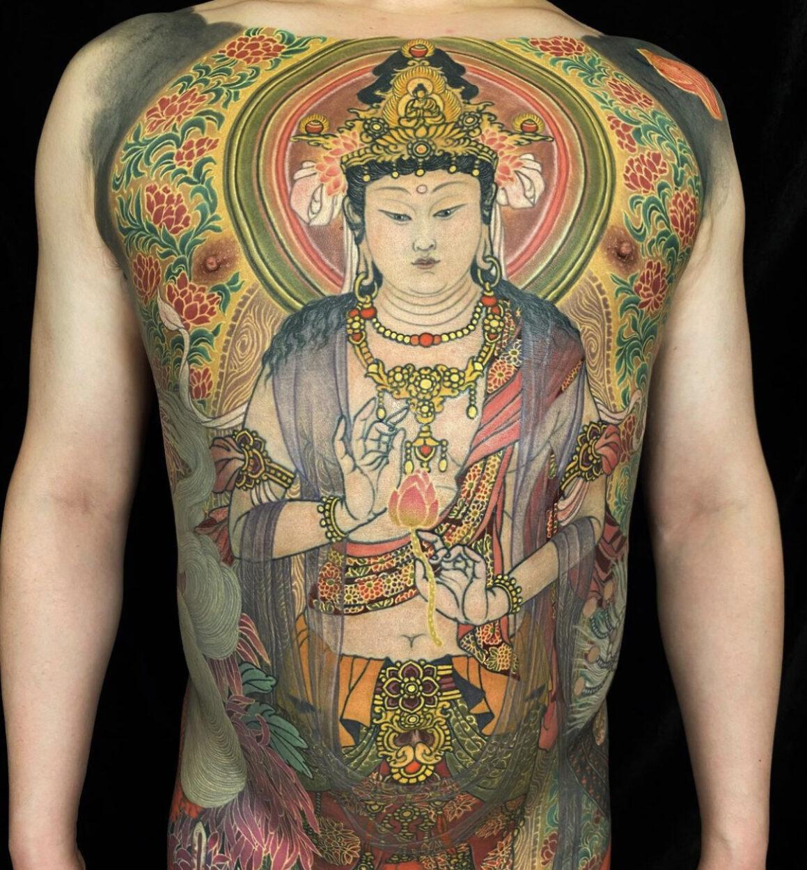 Tattoo by Shige, @shige_yellowblaze