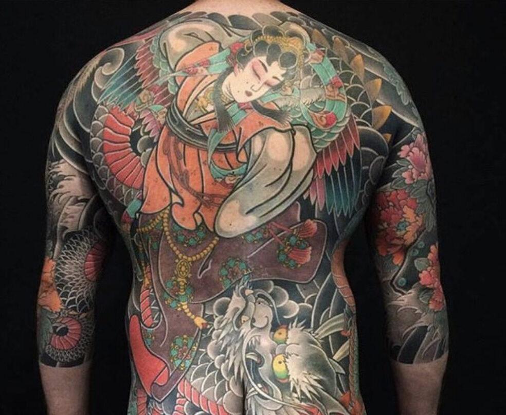 Tattoo by Ten Ten, @tententattoo